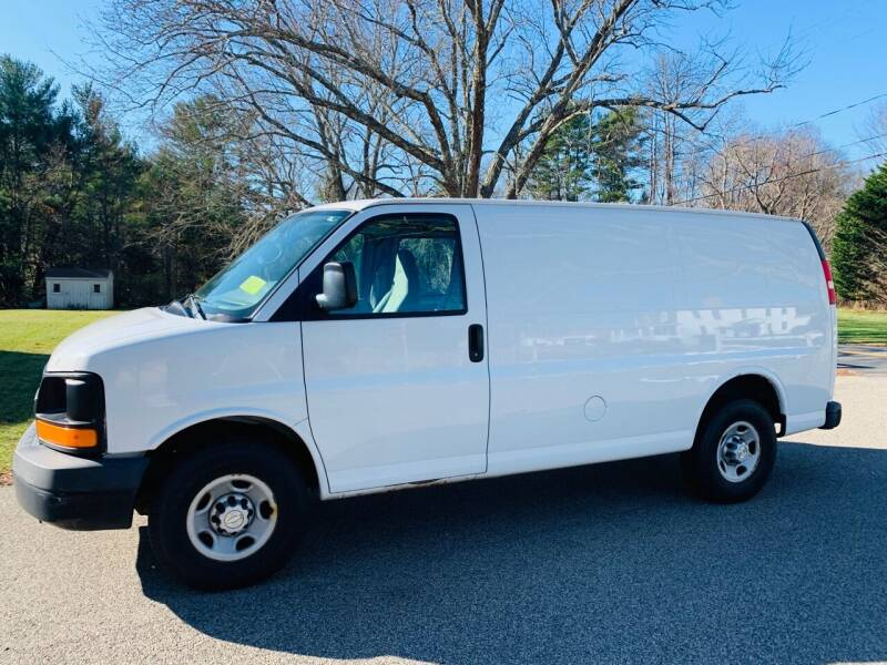 2009 Chevrolet Express Cargo for sale at 41 Liberty Auto in Kingston MA