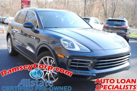 2019 Porsche Cayenne for sale at Ramsey Corp. in West Milford NJ