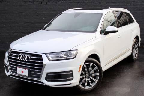 2017 Audi Q7 for sale at Kings Point Auto in Great Neck NY