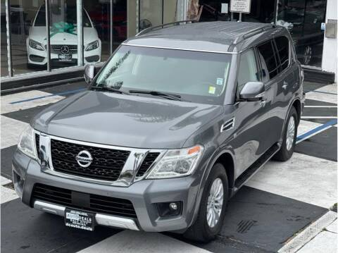 2017 Nissan Armada for sale at AutoDeals in Daly City CA