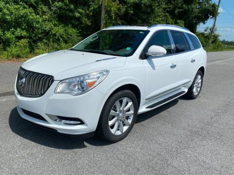 2016 Buick Enclave for sale at Autoteam of Valdosta in Valdosta GA