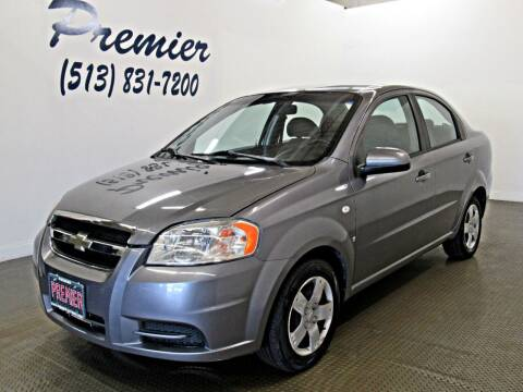 2007 Chevrolet Aveo for sale at Premier Automotive Group in Milford OH