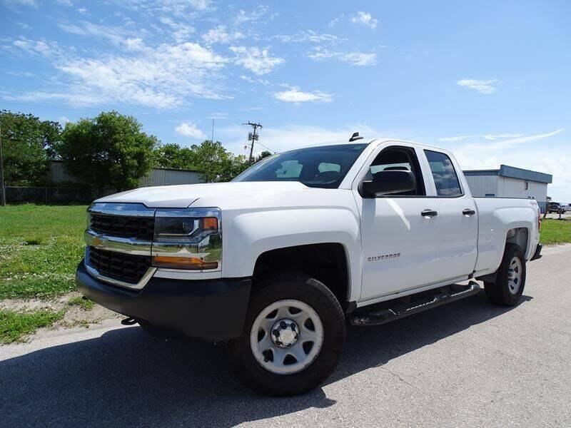 2016 Chevrolet Silverado 1500 for sale at Port Motors in West Palm Beach FL