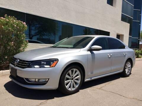 2012 Volkswagen Passat for sale at Nevada Credit Save in Las Vegas NV