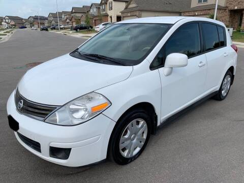 2011 Nissan Versa for sale at Bells Auto Sales in Austin TX