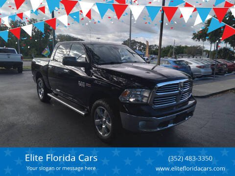 2014 RAM Ram Pickup 1500 for sale at Elite Florida Cars in Tavares FL