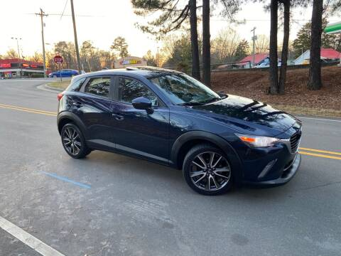 2017 Mazda CX-3 for sale at THE AUTO FINDERS in Durham NC