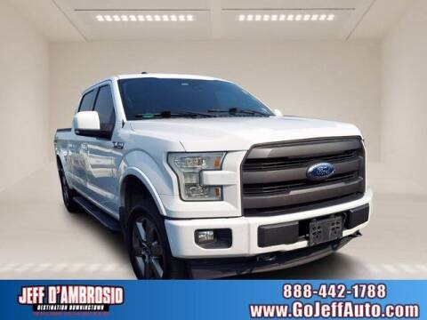 2017 Ford F-150 for sale at Jeff D'Ambrosio Auto Group in Downingtown PA