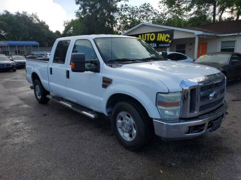 2010 Ford F-250 Super Duty for sale at QLD AUTO INC in Tampa FL