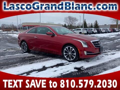 2016 Cadillac ATS for sale at LASCO FORD in Fenton MI