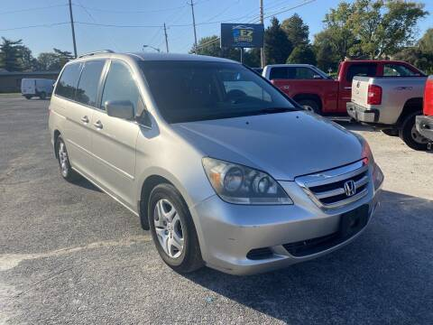 2007 Honda Odyssey for sale at 2EZ Auto Sales in Indianapolis IN