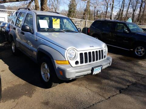 2005 Jeep Liberty for sale at New Plainfield Auto Sales in Plainfield NJ
