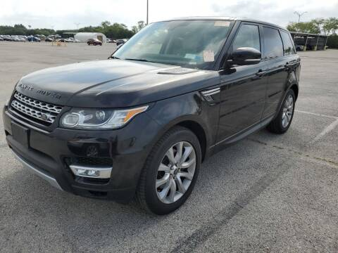 2014 Land Rover Range Rover Sport for sale at CarGeek in Tampa FL