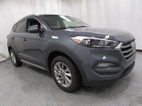 2017 Hyundai Tucson for sale at MATTHEWS HARGREAVES CHEVROLET in Royal Oak MI