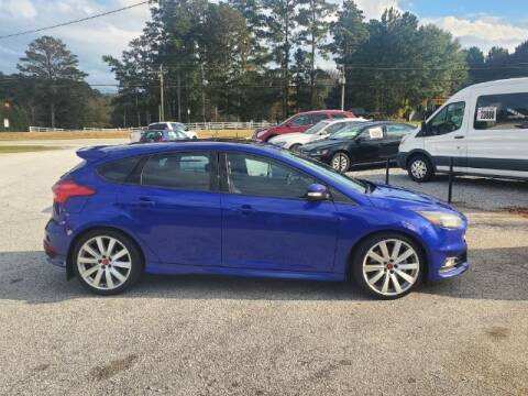 2015 Ford Focus for sale at Cross Automotive in Carrollton GA