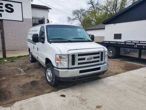 2012 Ford E-Series Cargo for sale at GOOD NEWS AUTO SALES in Fargo ND