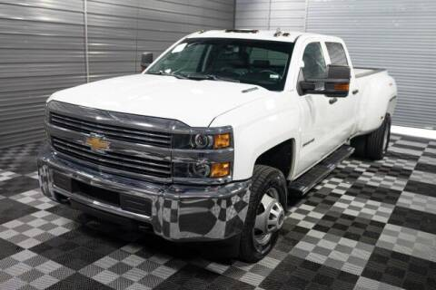 2016 Chevrolet Silverado 3500HD for sale at TRUST AUTO in Sykesville MD