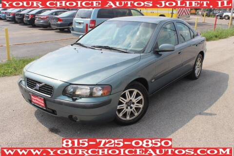 2004 Volvo S60 for sale at Your Choice Autos - Joliet in Joliet IL