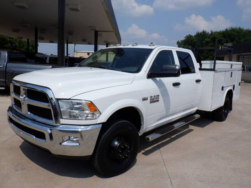 2017 RAM Ram Chassis 3500 for sale in Denton, TX