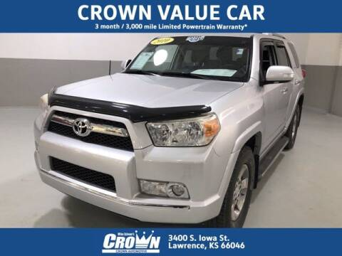 2010 Toyota 4Runner for sale at Crown Automotive of Lawrence Kansas in Lawrence KS
