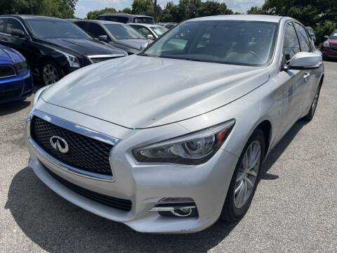 2015 Infiniti Q50 for sale at Pary's Auto Sales in Garland TX