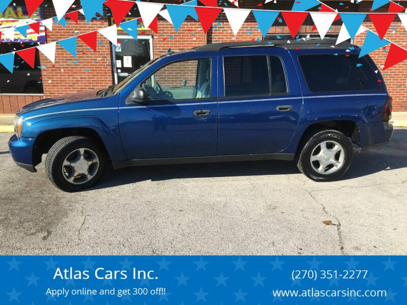 2006 Chevrolet TrailBlazer EXT for sale at Atlas Cars Inc. in Radcliff KY