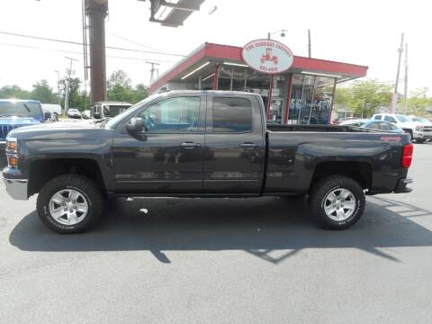 2015 Chevrolet Silverado 1500 for sale at The Carriage Company in Lancaster OH