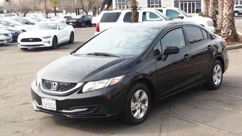 2014 Honda Civic for sale at Okaidi Auto Sales in Sacramento CA
