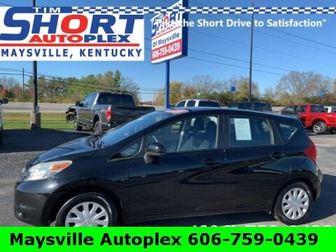 2014 Nissan Versa Note for sale at Tim Short Chrysler in Morehead KY