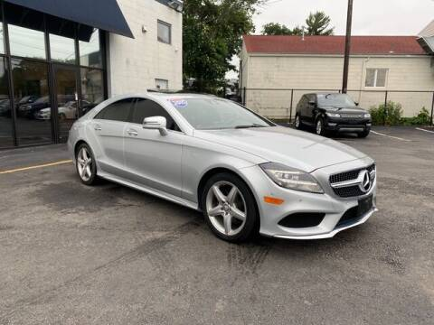 2015 Mercedes-Benz CLS for sale at Saugus Auto Mall in Saugus MA