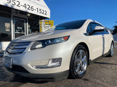2013 Chevrolet Volt for sale at Mainstreet Motor Company in Hopkins MN