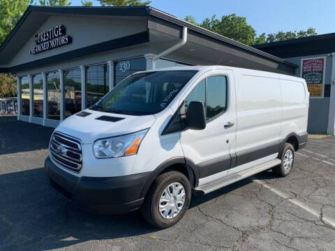 2019 Ford Transit Cargo for sale at Prestige Pre - Owned Motors in New Windsor NY
