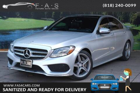2016 Mercedes-Benz C-Class for sale at Best Car Buy in Glendale CA