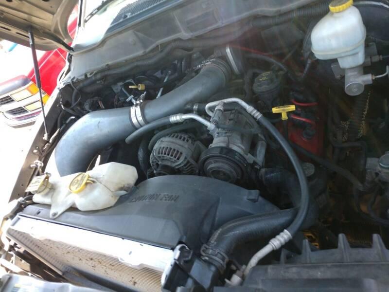2005 Dodge Ram Pickup 1500 for sale at Delgato Auto in Pittsboro NC