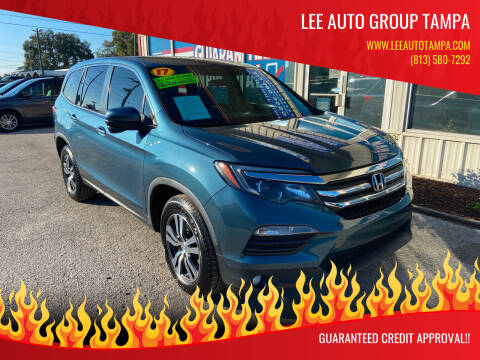 2017 Honda Pilot for sale at Lee Auto Group Tampa in Tampa FL