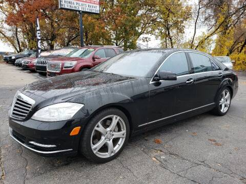 2013 Mercedes-Benz S-Class for sale at Real Deal Auto Sales in Manchester NH