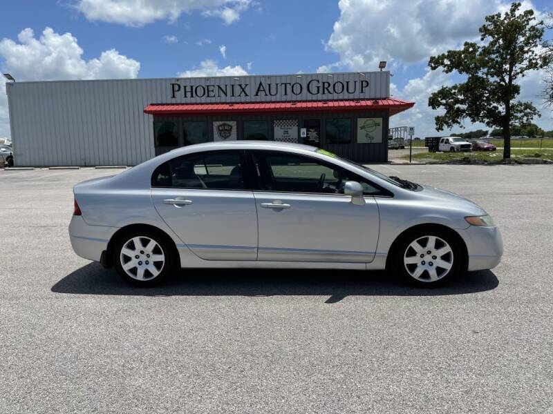 2007 Honda Civic for sale at PHOENIX AUTO GROUP in Belton TX