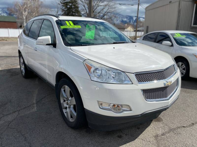 2011 Chevrolet Traverse for sale at Choice Motors of Salt Lake City in West Valley  City UT