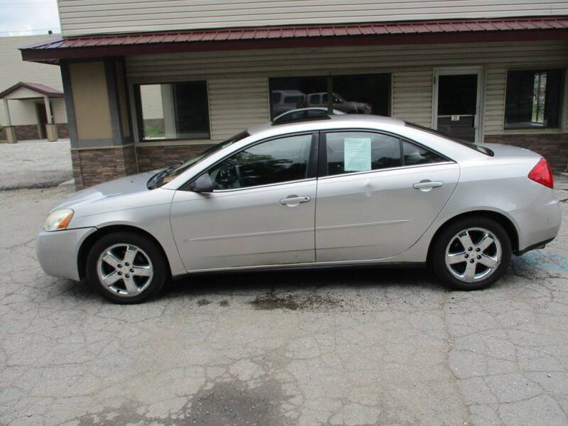 2006 Pontiac G6 for sale at Settle Auto Sales STATE RD. in Fort Wayne IN