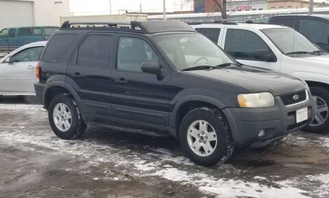 2003 Ford Escape for sale at Tower Motors in Brainerd MN