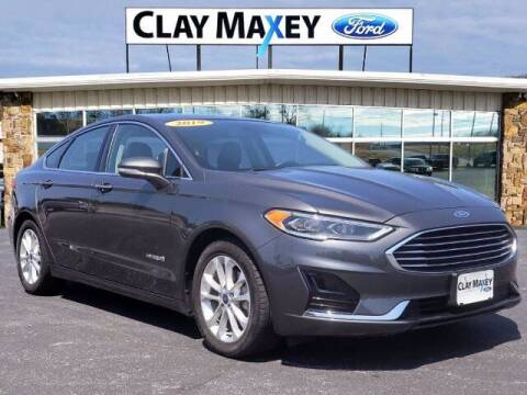 2019 Ford Fusion Hybrid for sale at Clay Maxey Ford of Harrison in Harrison AR