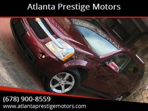 2007 Chevrolet Equinox for sale at Atlanta Prestige Motors in Decatur GA