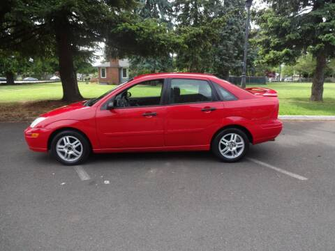 2004 Ford Focus for sale at TONY'S AUTO WORLD in Portland OR