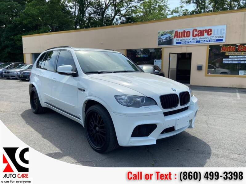 2011 BMW X5 M for sale in Vernon, CT