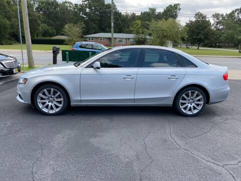 2011 Audi A4 for sale at INTERSTATE AUTO SALES in Pensacola FL