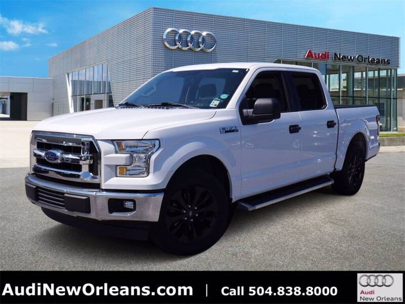 2017 Ford F-150 for sale in Metairie, LA