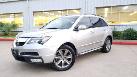2010 Acura MDX for sale at Houston Auto Preowned in Houston TX