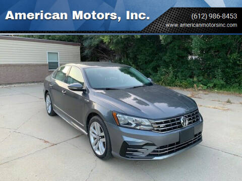 2016 Volkswagen Passat for sale at American Motors, Inc. in Farmington MN