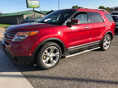 2013 Ford Explorer for sale at Mr. Car Auto Sales in Pasco WA