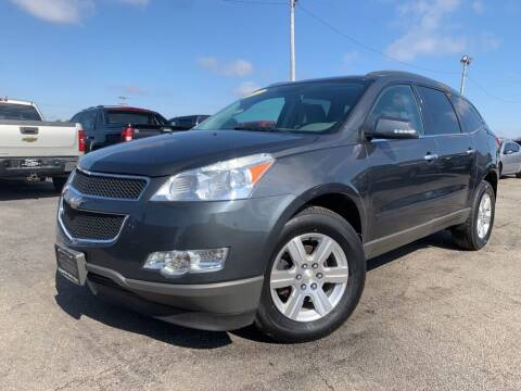 2012 Chevrolet Traverse for sale at Superior Auto Mall of Chenoa in Chenoa IL
